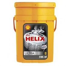 Моторное масло Shell Helix Ultra 5W-40 20л