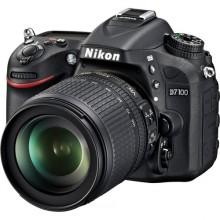 Цифровой фотоаппарат Nikon D7100 Kit 18-105 VR