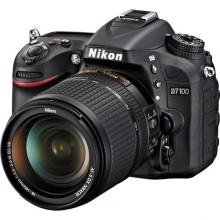 Цифровой фотоаппарат Nikon D7100 kit 18-140mm VR