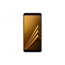 Мобильный телефон Samsung Galaxy A8 + 2018 GOLD (SM-A730FZDD)