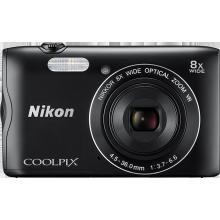 Цифровой фотоаппарат Nikon Coolpix A300 Black