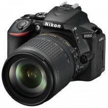 Фотоаппарат Nikon D5600 AF-S 18-105 VR Kit