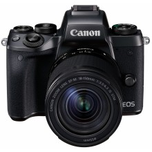 Фотоаппарат Canon EOS M5 18-150 IS STM Kit Black