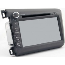 Штатное головное устройство Globex GU-H823 Honda Civic 2012 (без карты)