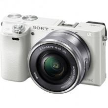 Фотоаппарат Sony ILCE6000LW.CEC