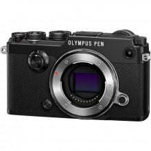 Цифровой фотоаппарат Olympus PEN-F Body Black