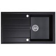 Кухонная мойка Perfelli CAPIANO PGC 114-86 BLACK