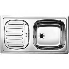 Кухонная мойка Blanco FLEX mini stainless steel decor 512032