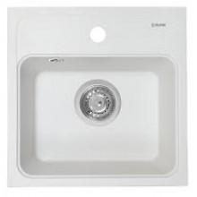 Кухонная мойка Perfelli GRASSO SGG 104-40 WHITE