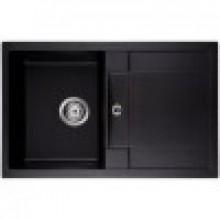 Кухонная мойка Interline LOTUS black