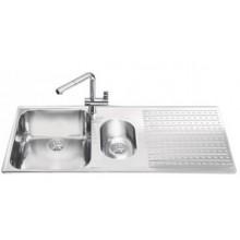 Кухонная мойка Smeg LTS102D-2