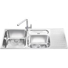 Кухонная мойка Smeg LTS1163D-2