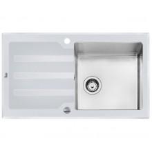 Кухонная мойка Teka LUX 1B 1D 86 REV 12129012