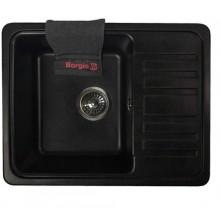 Кухонная мойка Borgio PRC-570x460 (black)
