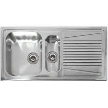 Кухонная мойка Elleci RIVER 475 SX SATINATO