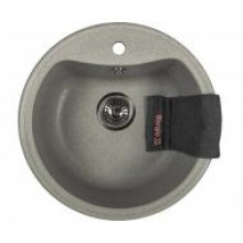 Кухонная мойка Borgio ROC-500 (grey)