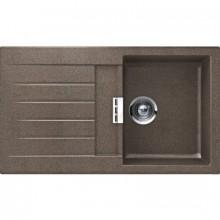 Кухонная мойка Schock SIGNUS D100 Bronze-87