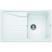 Кухонная мойка Blanco SONA 45S SILGRANIT white 519665