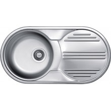 Кухонная мойка Elleci SPECIAL ROUND 830 SAT