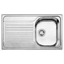 Кухонная мойка Blanco TIPO 45 S Compact stainless steel decor 513675