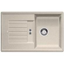 Кухонная мойка Blanco ZIA 45S SILGRANIT gray beige 517416