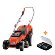 Газонокосилка Black&Decker EMAX32+A7062