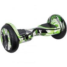 Гироборд (моноколесо) BRAVIS G100 FUNKY II green