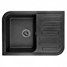 Кухонная мойка Minola MPG 71145-70 Антрацит (металлик)