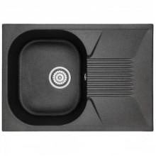 Кухонная мойка Minola MPG 71150-69 Антрацит (металлик)