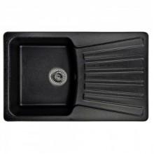 Кухонная мойка Minola MPG 71150-80 Антрацит (металлик)