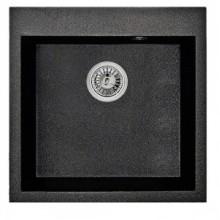 Кухонная мойка Minola MSG 71050-51 Антрацит (металлик)