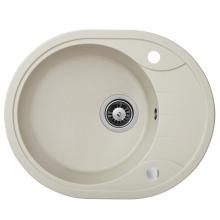 Кухонная мойка Perfelli PRIMO OGP 135-58 LIGHT BEIGE