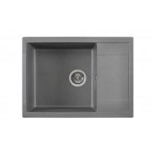 Кухонная мойка Interline Royal grigio