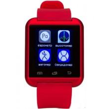 Носимый гаджет ATRIX Smart Watch E08.0 Red