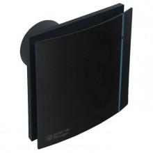 Вытяжной вентилятор Soler&Palau SILENT-200 CZ BLACK DESIGN - 4C