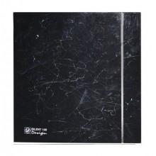 Вытяжной вентилятор Soler&Palau SILENT-200 CZ MARBLE BLACK DESIGN - 4C