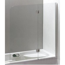 Штора на ванну Eger 599-120CH/R