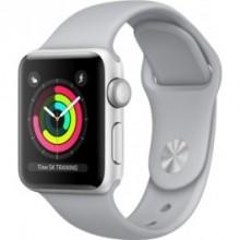 Носимый гаджет Apple Watch Series 3 42mm Silver (MQL02)