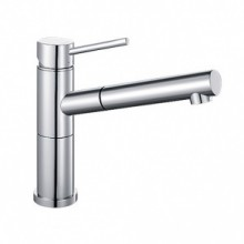 Смеситель Blanco ALTA-S Compact chrome 515122