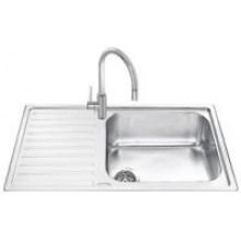 Кухонная мойка Smeg LGM861S-2