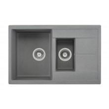 Кухонная мойка Interline Stilos grigio