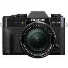 Цифровой фотоаппарат Fujifilm X-T10 XF 18-55mm F28-4R Kit Black