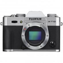 Цифровой фотоаппарат Fujifilm X-T10 body Silver