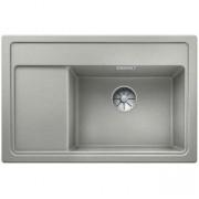 Кухонная мойка Blanco ZENAR XL 6S Compact SILGRANIT pearl 521515