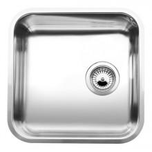 Кухонная мойка Blanco SUPRA 400-U stainless steel polished 518201