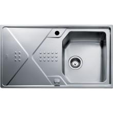 Кухонная мойка Teka EXPRESSION 1B 1D 86 12126006