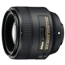 Объектив Nikon 85mm f/1.8G AF-S
