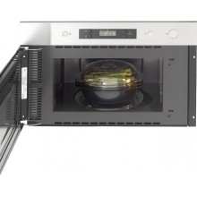 Встраиваемая микроволновая печь Whirlpool AMW 490 IX