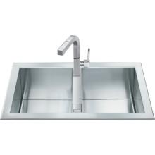 Кухонная мойка Smeg LQR862-2