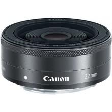 Объектив Canon EF-M 22MM F2 STM